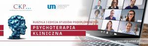 1 zjazd I edycji studiów podyplomowych z zakresu Psychoterapia kliniczna